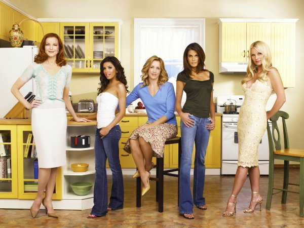 SERIE N°2: Voici la base des séries TV...DESPERATE HOUSEWIVES