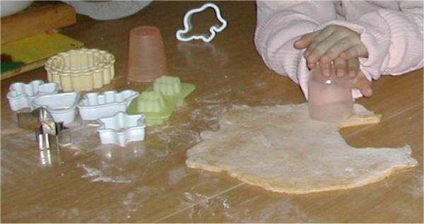 formes des beignets