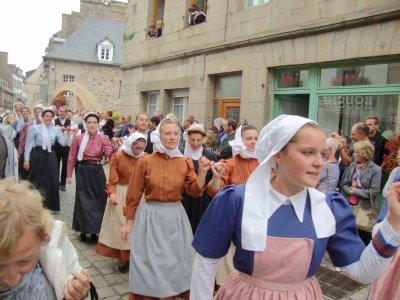 la fête des lavoirs à Pontrieux
