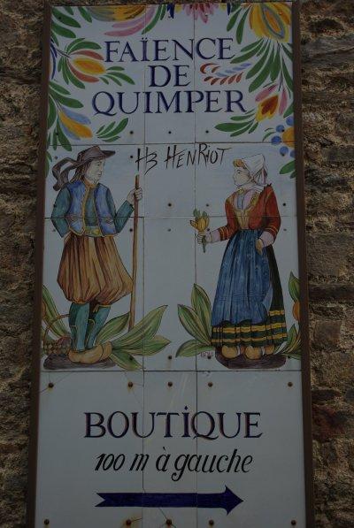 visite à Quimper
