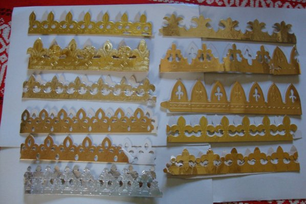 couronnes des galettes des rois 2