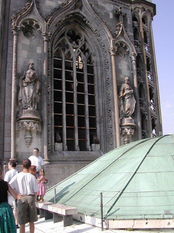 la cathédrale d' Orléans