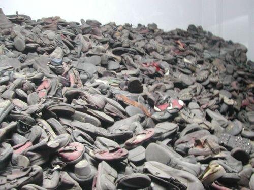67 ans de paix -  Auschwitz