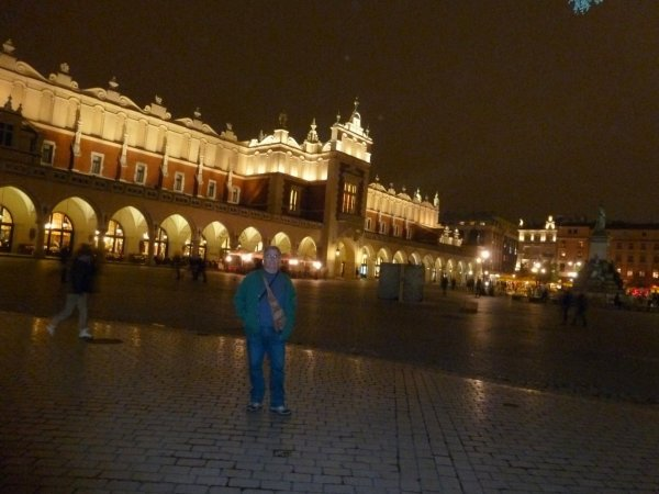 Cracovie  notre visite
