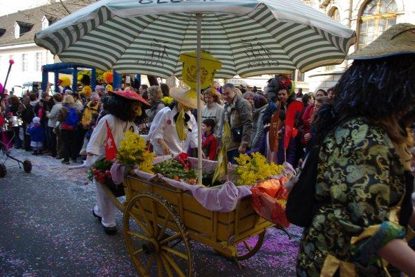 carnaval de Bâle 2