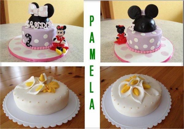 gâteaux fait par ma fille