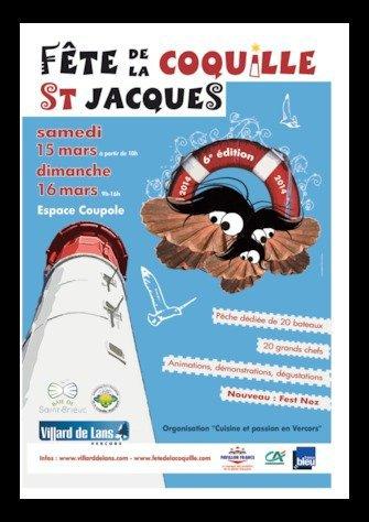 fête de la coquille St Jacques