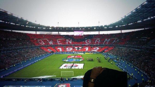 Guingamp a gagné  !!