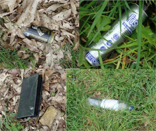 écologie , déchets,  nature