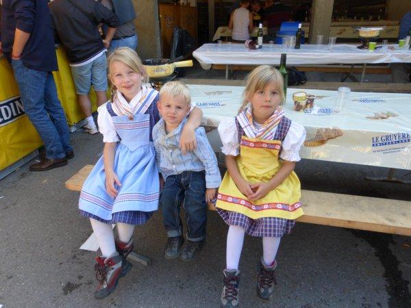 désalpes en Suisse 1