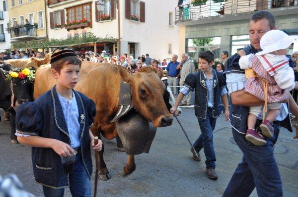 désalpes en Suisse 2