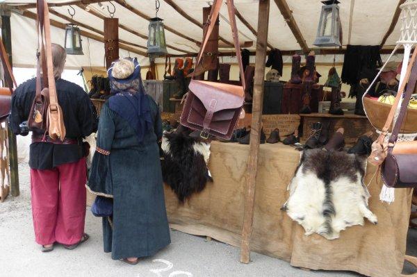 fête médiévale à Dinan 2