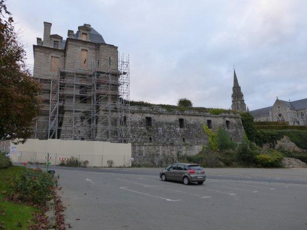 le château de Quintin