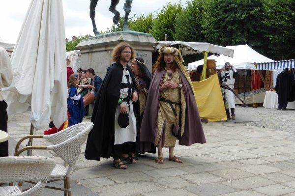 fête médiévale à Dinan 4