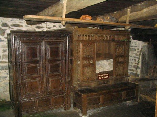les  lits  clos  de  Bretagne