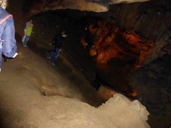 la grotte d'Osselle