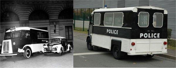 Citroën Type H  ou 1000 kgs