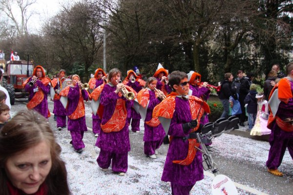 carnaval  à Mulhouse