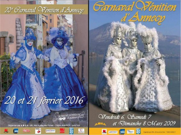 carnaval d' Annecy