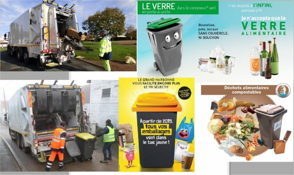 Noël  et  les  déchets