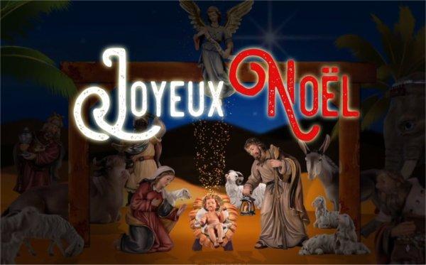 Bon  Noël   à  tous