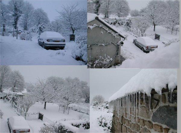 pas de neige  jusqu'au 4 février