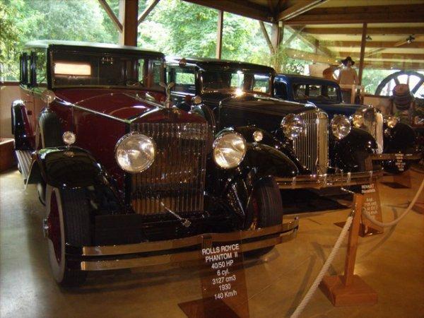 mon passage au Manoir de l'Automobile et des Vieux Métiers de Lohéac