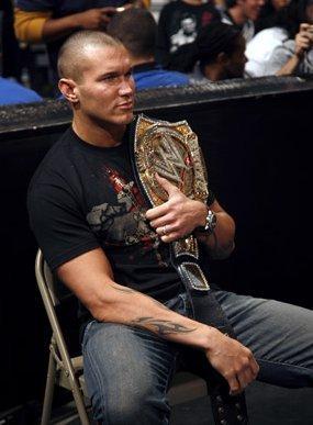 Randy Orton WWE ( 2002 - ... )