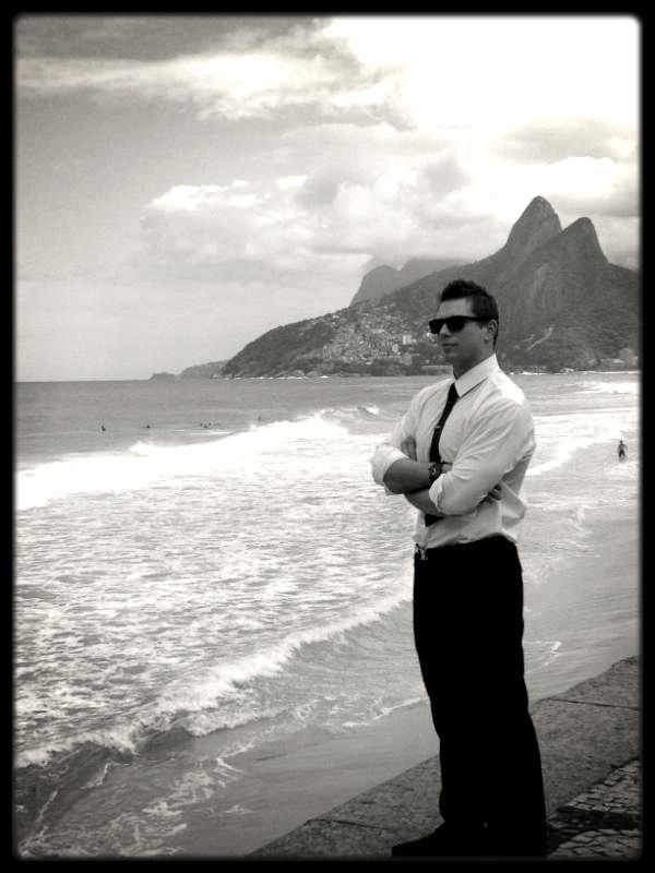 Mike au Brésil!