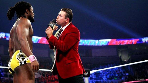 The Miz dans WWE Raw et dans WWE Main Event! [+ Kofi Vs Miz pour le IC Title la semaine prochaine!]