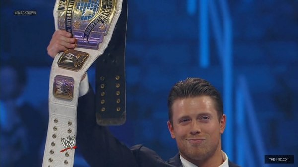 The Miz à Smackdown!