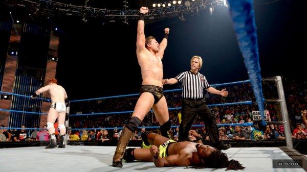 The Miz à Raw! Et à Smackdown!