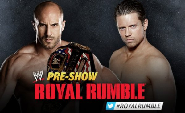 #RAW! + Royal Rumble! + DVD The Marine 3!