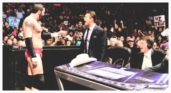 #RAW! #SMACKDOWN! + WrestleManiaXXIX.