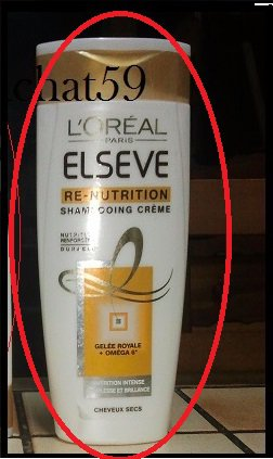 L'oréal Paris Elseve Re-nutrition (shampooing)