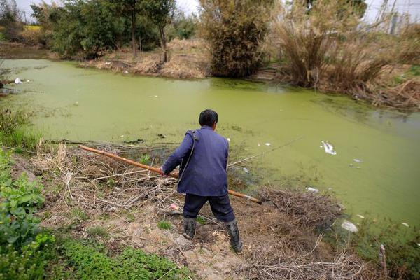 Water pollution in China - Published by Emma Rigolleau 11