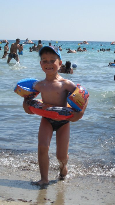 été 2010 a fos sur mer !!!