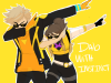 Dab with Instinct !