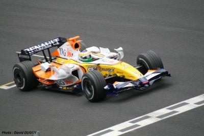 RENAULT F1 (Giancarlo Fisichella)