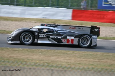 Les 1000 Km de Spa 2011 : les essais