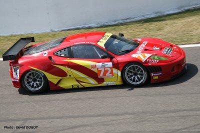 Les 1000 Km de Spa 2011