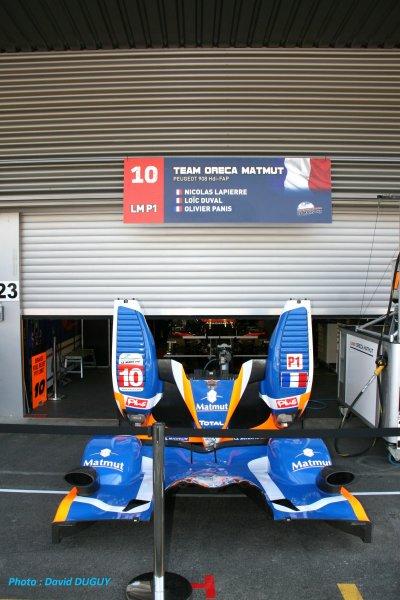 Les 1000 Km de Spa 2011 : ambiance