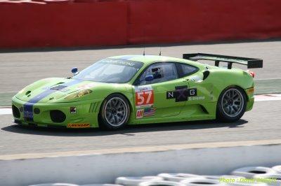 le KROHN RACING aux 1000 Km de Spa 2011