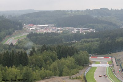 24 Heures de Spa 2011 : ambiance
