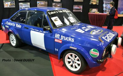 INTERNATIONAL MOTOR SHOW LUXEMBOURG