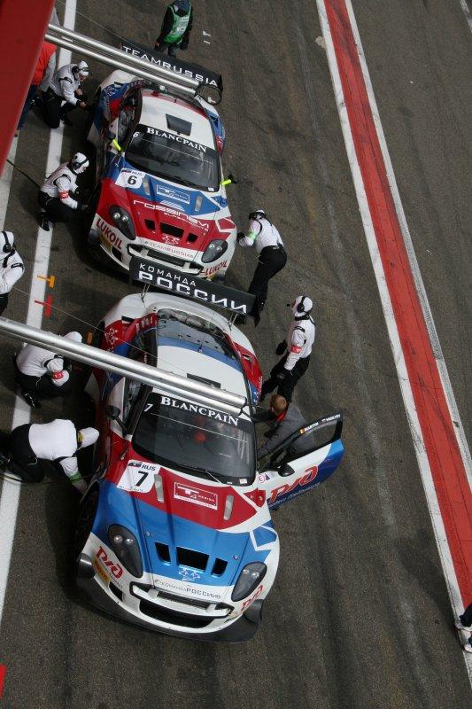 GT1 WORLD ZOLDER : le 20 avril 2012