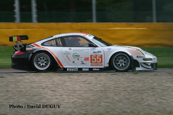 Les 6 Heures WEC Spa-Francorchamps 2012