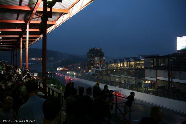 Les 24 Heures de spa-Francorchamps 2012
