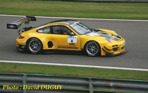 ADAC GT MASTERS à Spa le 10 mai 2013