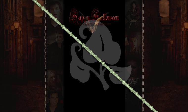 Habillage 32 - Halloween pour Sandrine